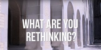 What are you rethinking?