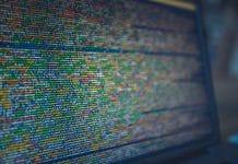 Photo of computer code on screen by Markus Spiske on Unsplash