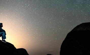 Image of night sky